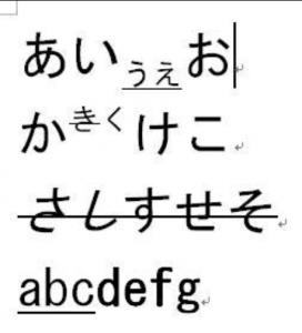 書式のタグ化
